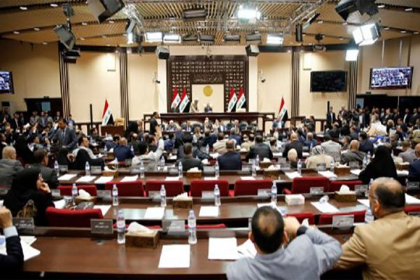 Iraqi Parliament votes to expel U.S. troops from Iraq