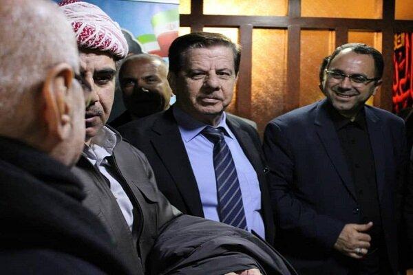 مسئول روابط ایران و اقلیم