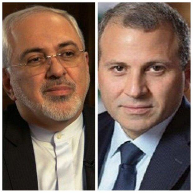 آخرین تحولات منطقه ای؛ محور گفتگوی وزرای خارجه ایران و لبنان
