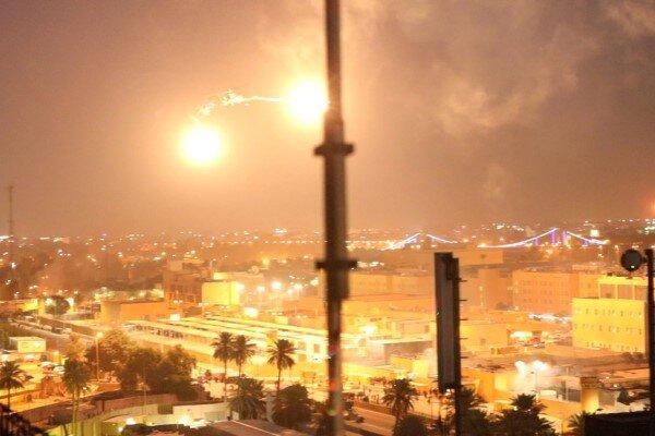 Irak'ta ABD Büyükelçiliğine yeni roketli saldırı