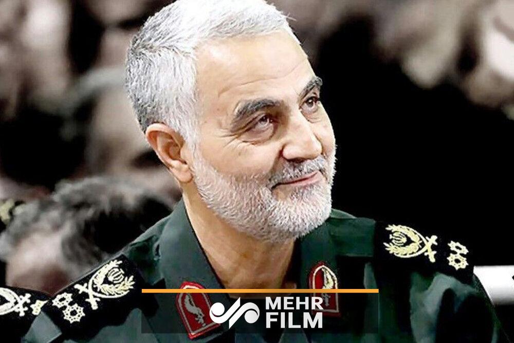 فیلمی از گفتوگوی شهید حاج قاسم سلیمانی با رهبران افغانستان