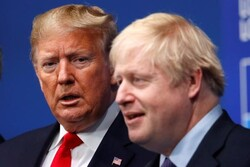 انگلیس از «معامله قرن» ترامپ حمایت کرد