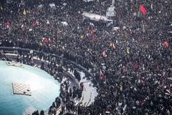 جابهجایی ٣میلیون نفر با مترو در مراسم تشییع پیکر شهید سلیمانی