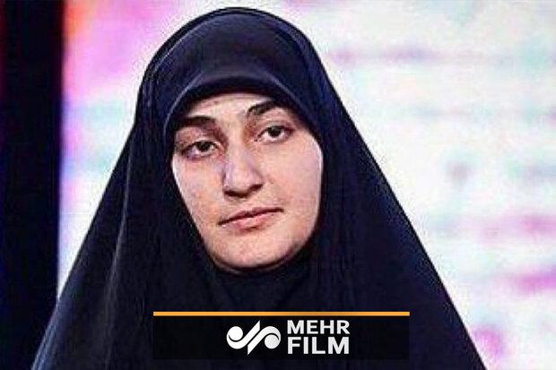شہید قاسم سلیمانی کی بیٹی کا امریکہ اور اسرائیل کو انتباہ