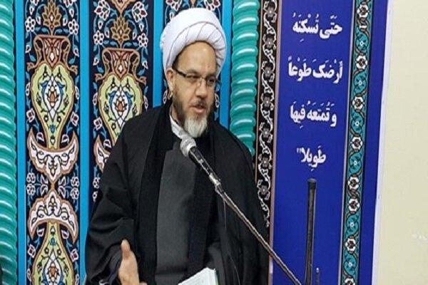 مراسم بزرگداشت سردار شهید قاسم سلیمانی در قوچان برگزار شد