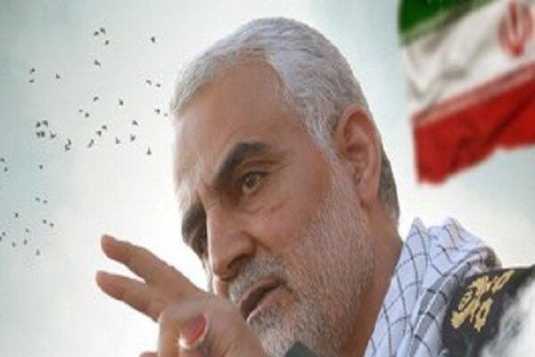 ویژه نامه شهادت «شهید سردار قاسم سلیمانی» در حرم رضوی منتشر شد