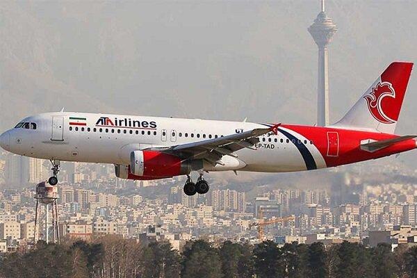 پرواز تهران-اهواز به دلیل نقص فنی به مهرآباد بازگشت