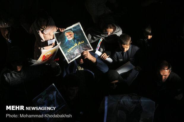 چهار داستان از رستاخیز زمستانی تهران