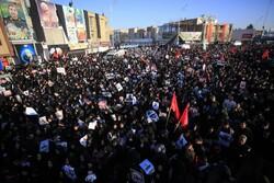 Şehit Süleymani'nin cenaze töreninde çıkan izdihamda 32 kişi hayatını kaybetti