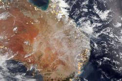 العواصف والفيضانات تغلق الطرق في أستراليا