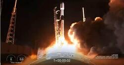 ۶۰ ماهواره استارلینک به فضا پرتاب شدند