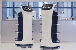 گارسون رباتیک در چین استخدام شد