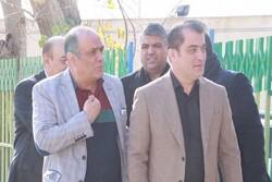 خلیلزاده در تمرین استقلال حضور یافت