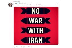 حملة هوليوودية ضد مواقف ترامب المعادية لإيران