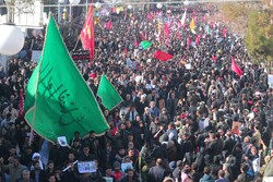 At least 50 killed in stampede at Gen. Soleimani's funeral