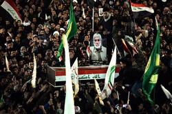 VIDEO: Iranians see off Mahdi al-Mohandes