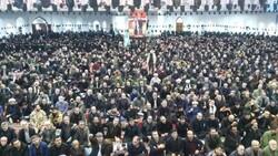 اجتماع عظیم مازندرانی ها درپی شهادت سردار سلیمانی