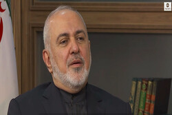 Iran takes self-defense measures under UN Charter: Zarif