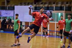 صدرنشینی هندبالیستهای قمی در لیگ دسته اول کشور