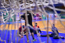 Iran handball misses chance to be at world c'ship in 30 seconds