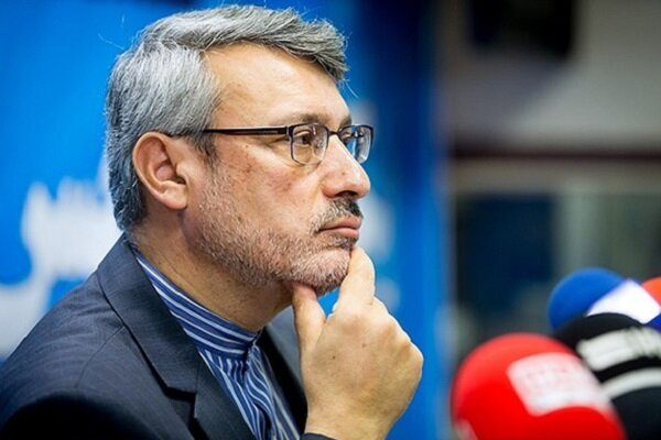 بعيدي نجاد  يفنّد انباء حول خروج الدبلوماسيين البريطانيين من طهران