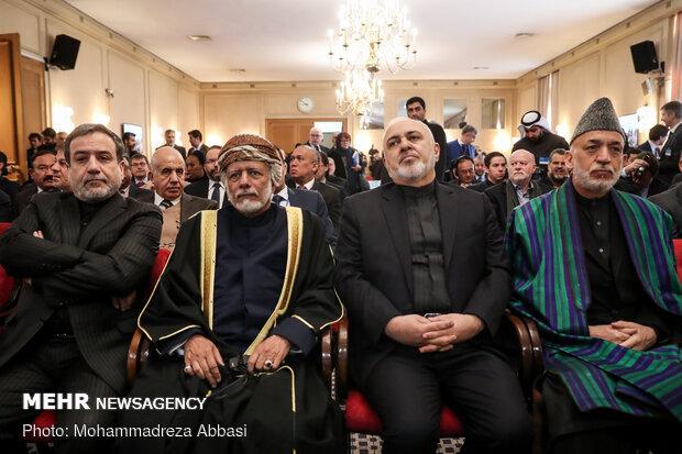 نشست مجمع گفت و گوی منطقه ای تهران