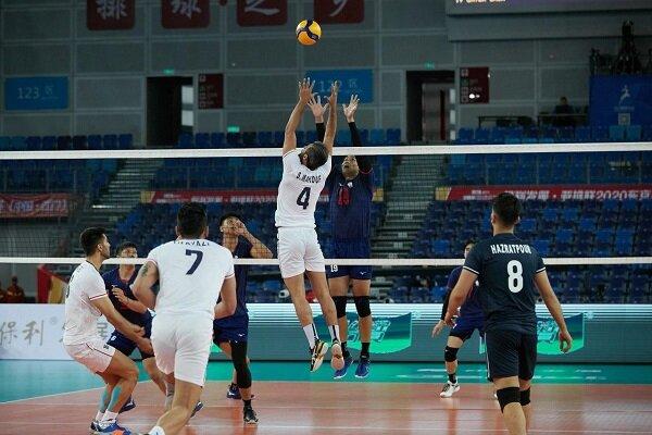 ۱۲ تیم والیبال حاضر در المپیک مشخص شدند