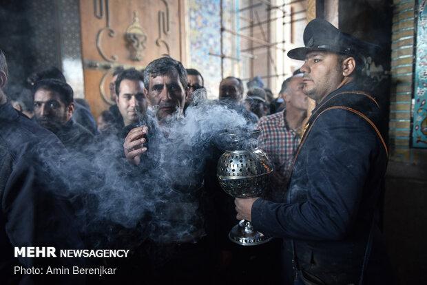 مراسم بزرگداشت شهید سپهبد قاسم سلیمانی در شیراز