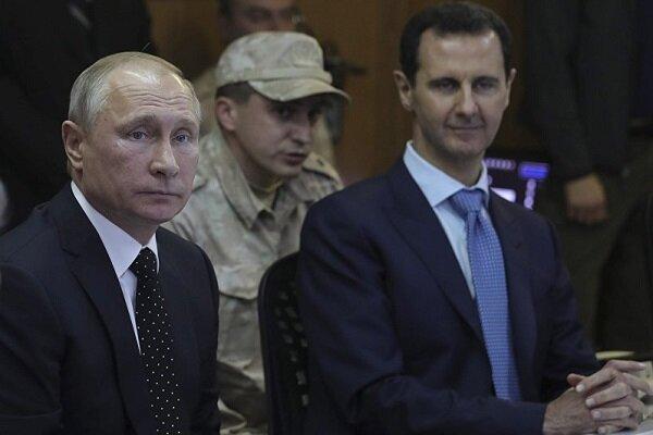 Putin, Esad ile görüştü