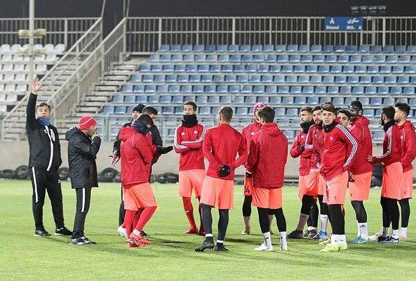 مهاجم الجزایری در آستانه پیوستن به تیم فوتبال تراکتور تبریز
