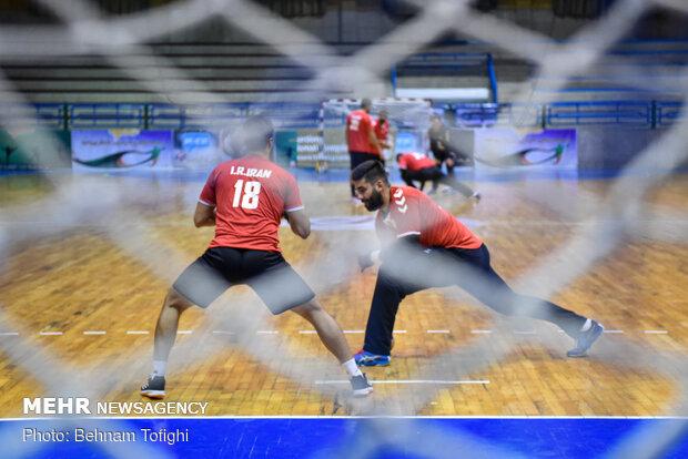 دعوت از کوبل داوری هندبال ایران برای حضور در مسابقات قهرمانی آسیا