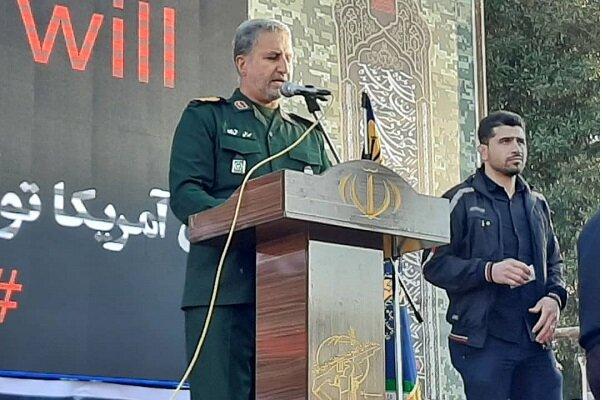 مرکز اسناد و تحقیقات دفاع مقدس درگذشت سردار حقبین را تسلیت گفت