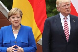 گفتگوی تلفنی ترامپ و مرکل پیرامون ایران، عراق و لیبی