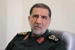 A senior IRGC commander, Brigadier General Esmaeil Kosari