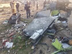 تہران کے قریب یوکرائن کا مسافر طیارہ گر کر تباہ