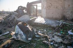 تہران میں یوکرائن کا مسافر طیارہ گر کر تباہ/ 176 مسافر ہلاک