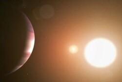 کشف سیاره ای که دور ۲ ستاره مدار می زند
