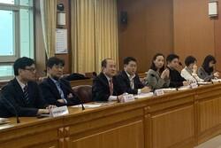 South Korea pursues resumption of humanitarian trade with Iran