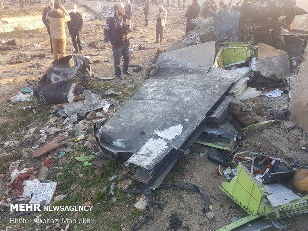 ایران تنها مسئول سقوط هواپیمای اوکراینی نیست