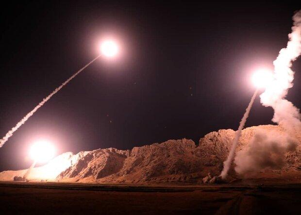 تقدیر اساتید سطوح عالی حوزه علمیه قم از حمله موشکی سپاه پاسداران