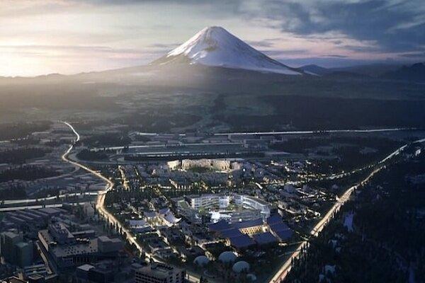 تویوتا شهر هوشمند می سازد