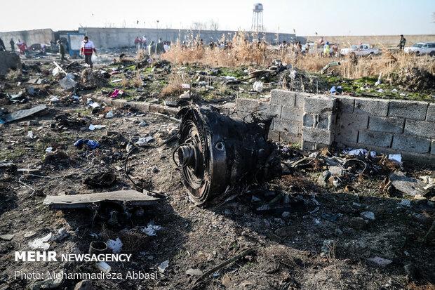 """ماذا وجدوا بين بقايا وحطام طائرة """"بوينغ"""" الأوكرانية"""