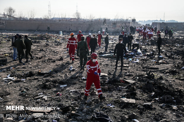 سقوط «بوئینگ ۷۳۷ » اوکراینی