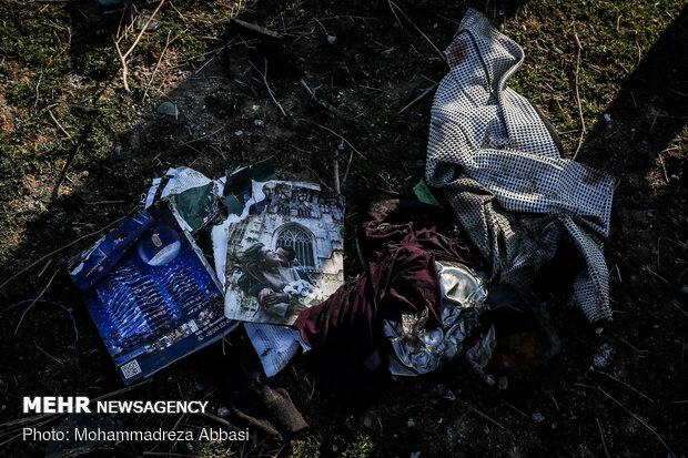 ایران کا یوکرائن کے مسافر بردار طیارے کی تحقیقات میں قریبی تعاون