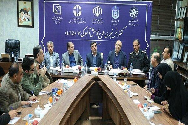 بیشترین خودروی تک سرنشین در کشور مربوط به مشهد است