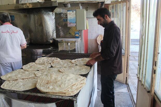 لزوم بهبود کیفیت طبخ نان در شهرستان اسدآباد
