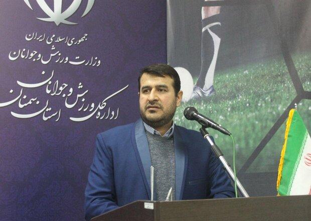 رئیس هیئت قایقرانی و اسکی روی آب استان سمنان مشخص شد