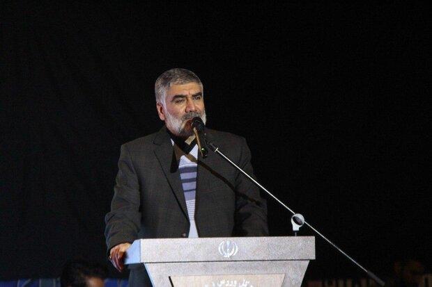 روحیه جهادی ویژگی شهید سلیمانی بود/ دفاع از مظلوم دکترین انقلاب