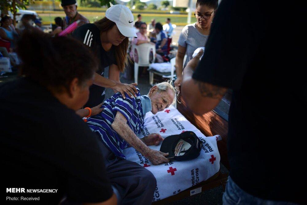 خسارات زلزله در پورتوریکو