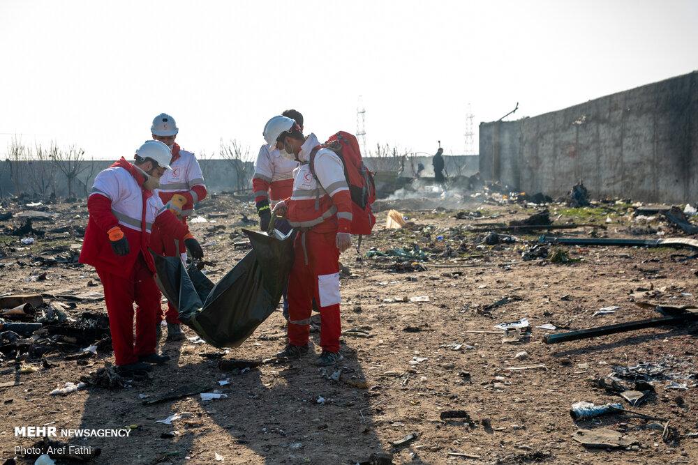آخرین وضعیت شکایت خانوادههای جان باختگان سقوط هواپیمای اوکراینی